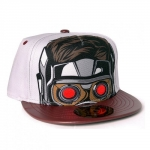 Guardians of the Galaxy Star-Lord Snapback lippis