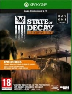 State of Decay Year One Survival Edition Xbox One *käytetty*