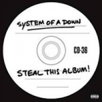 System of a Down : Steal this album LP