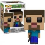 POP! Games: Minecraft - Steve #316