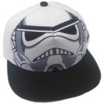 Star Wars Storm Trooper Snapback lippis