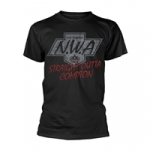 NWA Straight Outta Compton T-paita