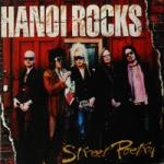 Hanoi Rocks : Street Poetry digipak CD