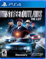 Street Outlaws: The List PS4