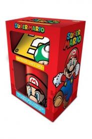 Super Mario Gift Box Mario