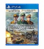 Sudden Strike 4 Limited Day One Edition PS4 *käytetty*