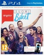 Singstar: Suomibileet PS4 *käytetty*