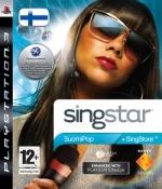 Singstar: Suomipop PS3 *käytetty*