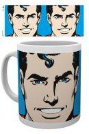 DC Comics Superman Face muki