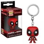 Pocket POP!: Deadpool - Deadpool with Swords Avaimenperä