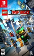 The Ninjago Movie: Videogame Nintendo Switch