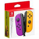Joy-Con (pair) lisäohjainpari Neon Purple/Orange Nintendo Switch
