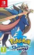 Pokemon Sword Nintendo Switch *käytetty*