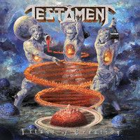 Testament : Titans of Creation CD