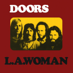 Doors: LA woman CD