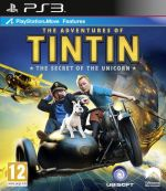 The Adventures of TinTin: The Secret of the Unicorn PS3 *käytetty*