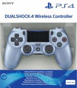PlayStation Dualshock 4 Ohjain titanium blue PS4