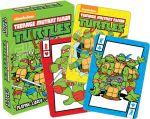 Teenage Mutant Ninja Turtles TMNT Cartoon Pelikortit