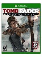 Tomb Raider: Definitive Edition Xbox One *käytetty*
