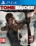 Tomb Raider: Definitive Edition PS4 *käytetty*