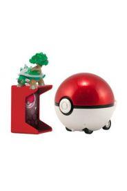 Pokémon Catch 'n' Return Poké Ball Torterra + Poké Ball Figuuri