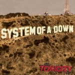 System of a Down: Toxicity CD