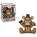 Funko Vinyl Arcade: Five Nights at Freddys Toy Freddy Vinyl Figure #01