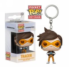 Pocket POP!: Overwatch - Tracer Avaimenperä