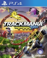 Trackmania Turbo PS4 *käytetty*
