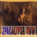 2pac : 2pacalypse now 2-LP