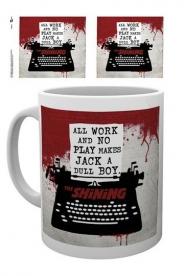 The Shining Typewriter muki