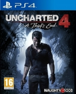 Uncharted 4: A Thief's End PS4 *käytetty*