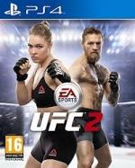 EA Sports UFC 2 PS4 *käytetty*