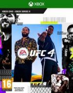 EA Sports UFC 4 Xbox One