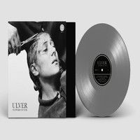 Ulver : Flowers of Evil  LP Limited 180 gram silver vinyl 1000 copies available