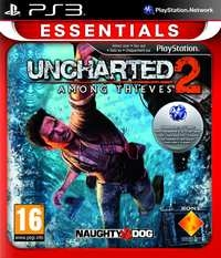 Uncharted 2: Among Thieves PS3 *käytetty*
