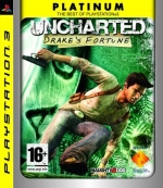 Uncharted: Drakes Fortune PS3 *käytetty*