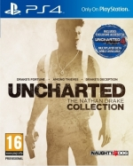 Uncharted: Nathan Drake Collection PS4 *käytetty*