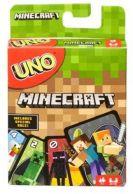 UNO Minecraft pelikortit
