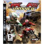 MX vs ATV Untamed PS3 *käytetty*
