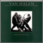 Van Halen: Women and Children First CD