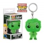 Pocket POP!: Fallout - Vault Boy Green Glow in the Dark Avaimenperä
