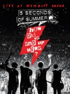 5 Seconds of Summer: How did we end up here? Live at Wembley arena Blu-ray