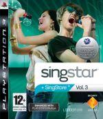 Singstar: Vol.3 PS3 *käytetty*