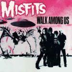 Misfits: Walk Among Us Vampira Black väri LP
