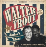 Trout, Walter: Luthers Blues CD