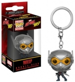 Pocket POP!: Marvel Ant-Man and the Wasp - Wasp Bobble-Head Avaimenperä