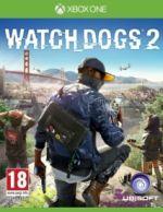 Watch Dogs 2 Xbox One *käytetty*