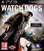 Watch Dogs PS3 *käytetty*