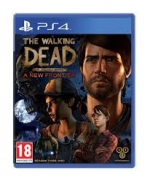 The Walking Dead: A New Frontier PS4 *käytetty*